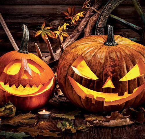 Blend Bash Halloween